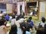 西賀茂児童館(Part1) おみこしに入る御霊 社務所in大将軍神社 さぁ イメージをふくらませよう!